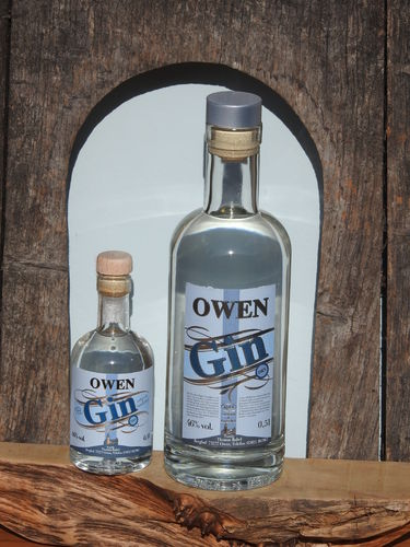 OWEN Dry Gin 46% Vol.