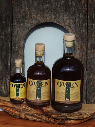 OWEN Whisky Likör 30% Vol.