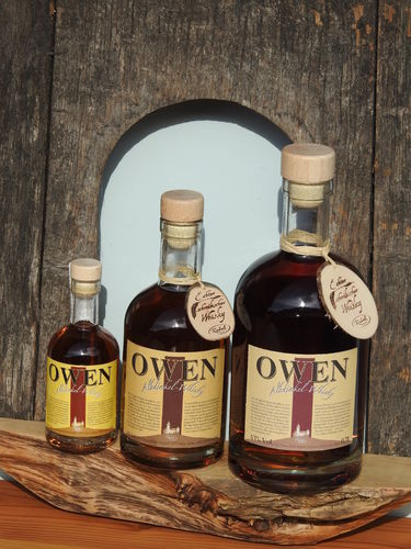 OWEN Albdinkel-Whisky 43% Vol.