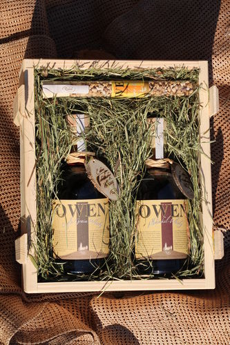 "Holzkiste Whisky Duo ""OWEN"""