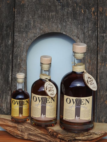 OWEN Single Grain Whisky 40% Vol.